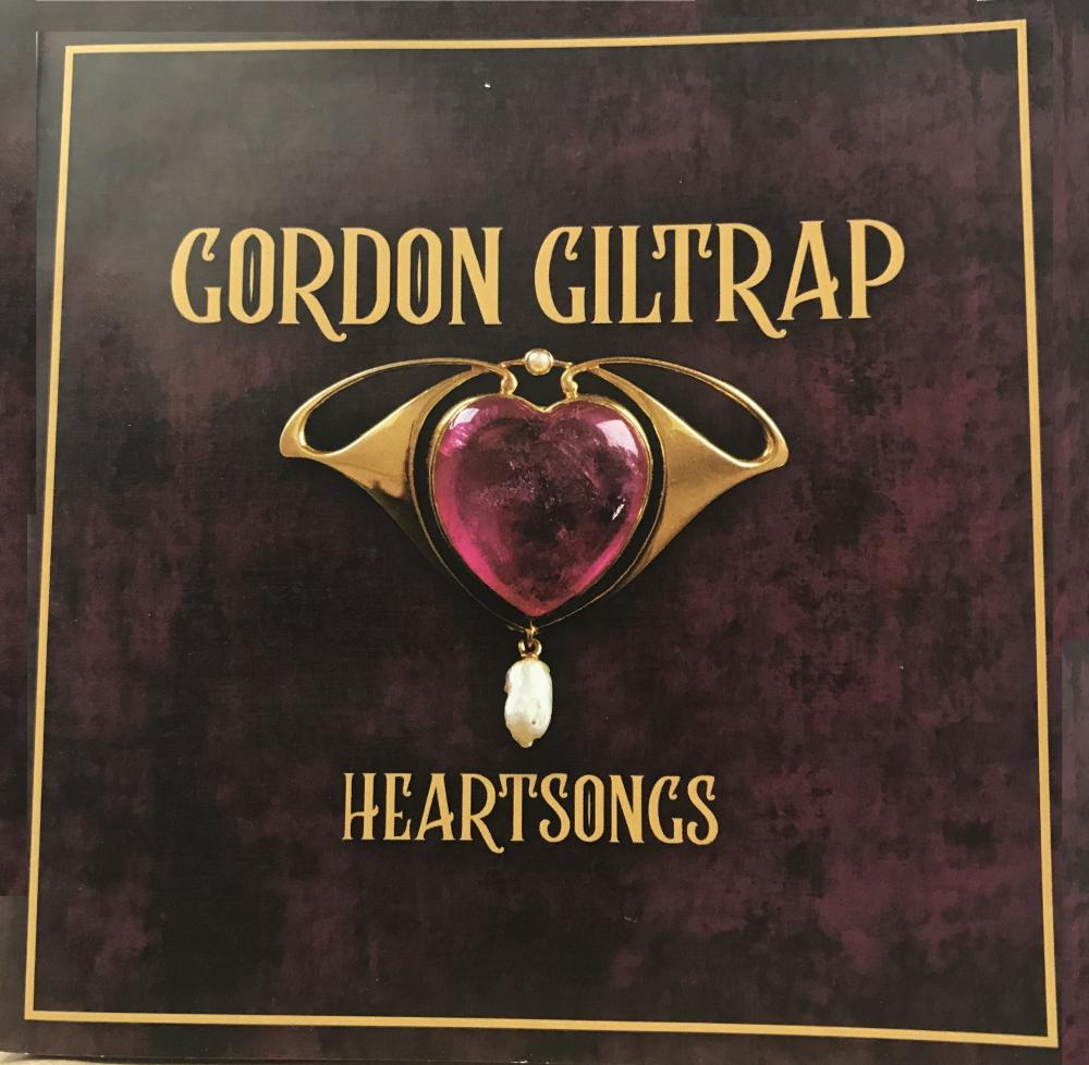 Heartsongs CD (delivery to UK address)