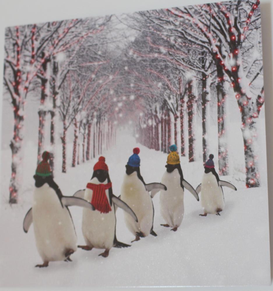 Penguin Conga